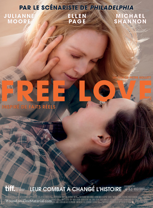 Freeheld - French Movie Poster