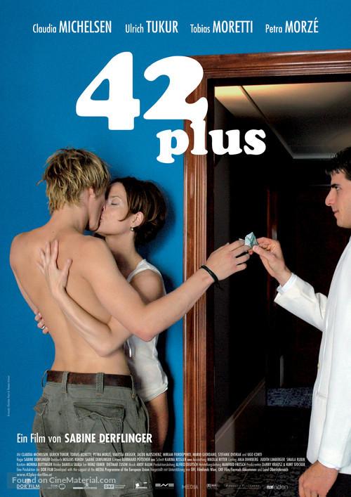 42plus - Austrian Movie Poster