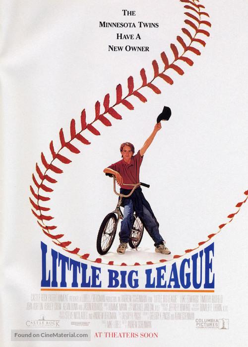Little Big League - Movie Poster