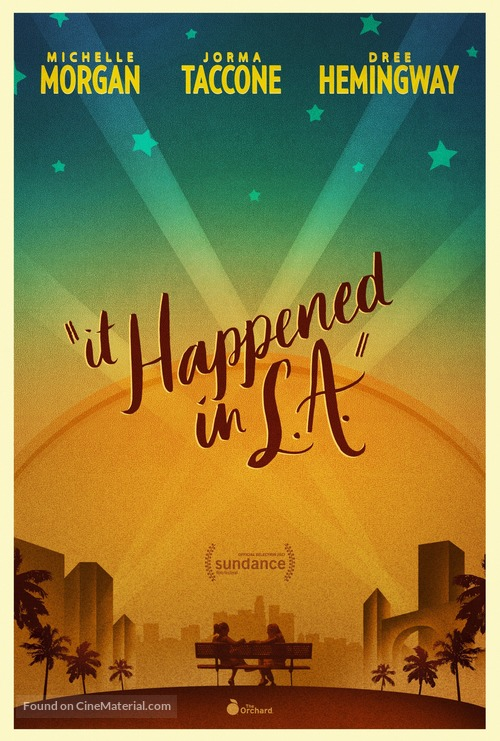 It Happened in L.A. - Movie Poster