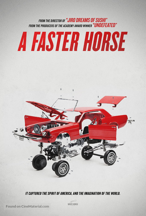 A Faster Horse - Movie Poster