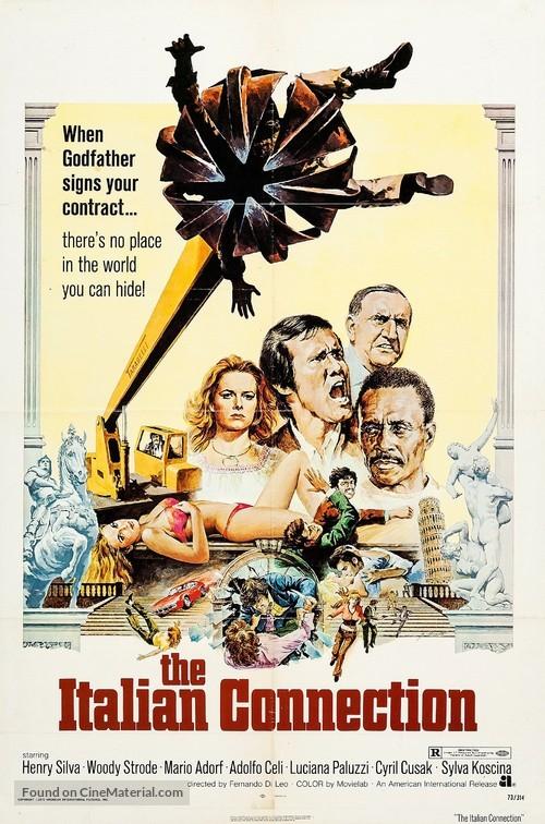 La mala ordina - Movie Poster