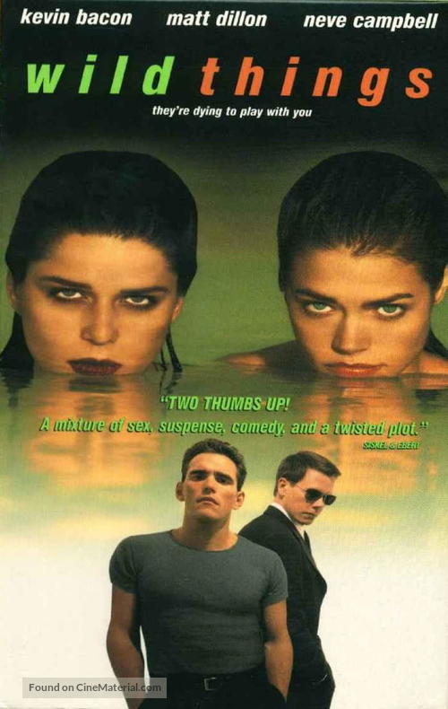 Wild Things - Movie Cover