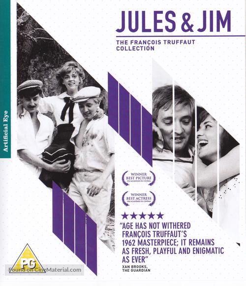 Jules Et Jim - British Movie Cover