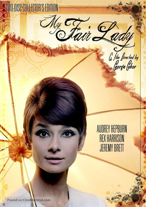 My Fair Lady - Movie Cover