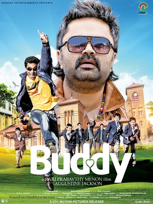 Buddy - Indian Movie Poster