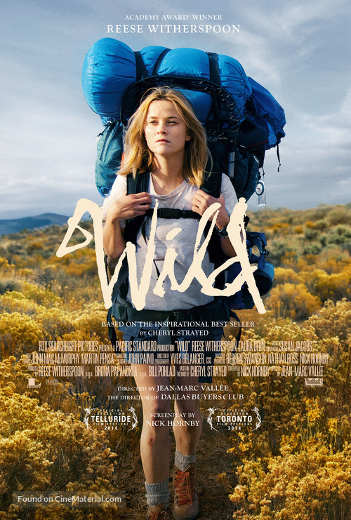 Wild - Theatrical movie poster
