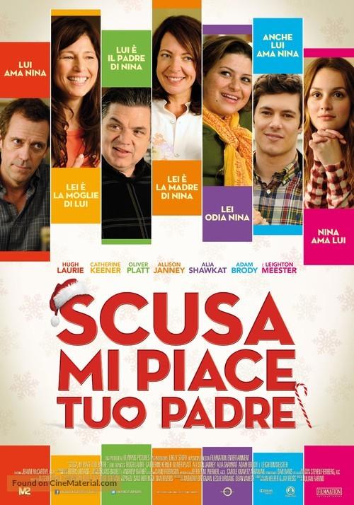 The Oranges - Italian Movie Poster