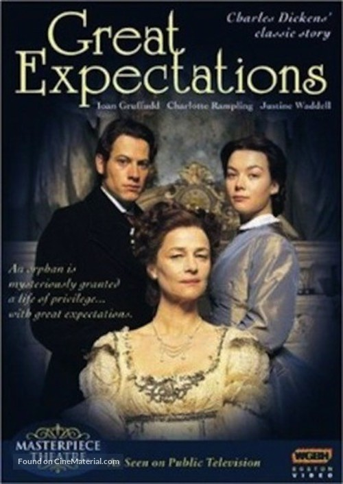 Great Expectations - Movie Cover