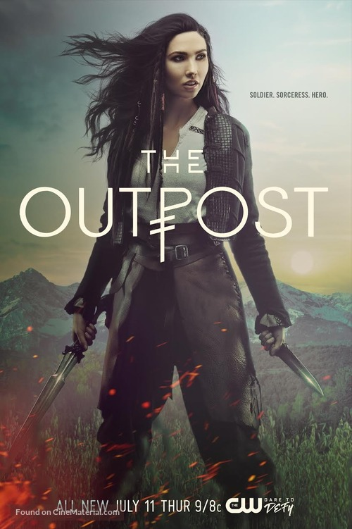 """""""The Outpost"""" - Movie Poster"""
