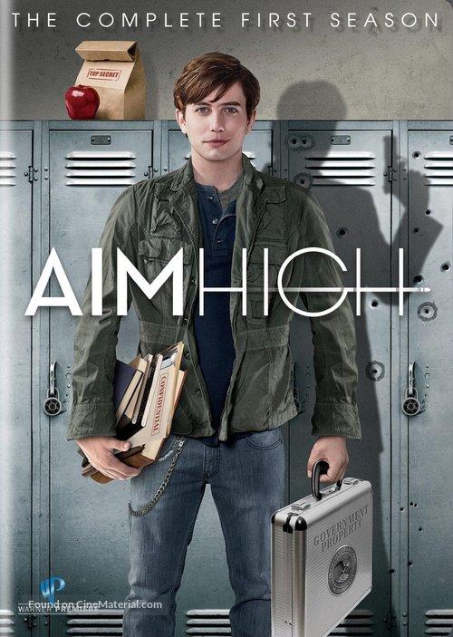 """""""Aim High"""" - DVD movie cover"""