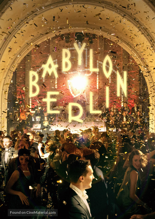 """Babylon Berlin"" - German Movie Poster"
