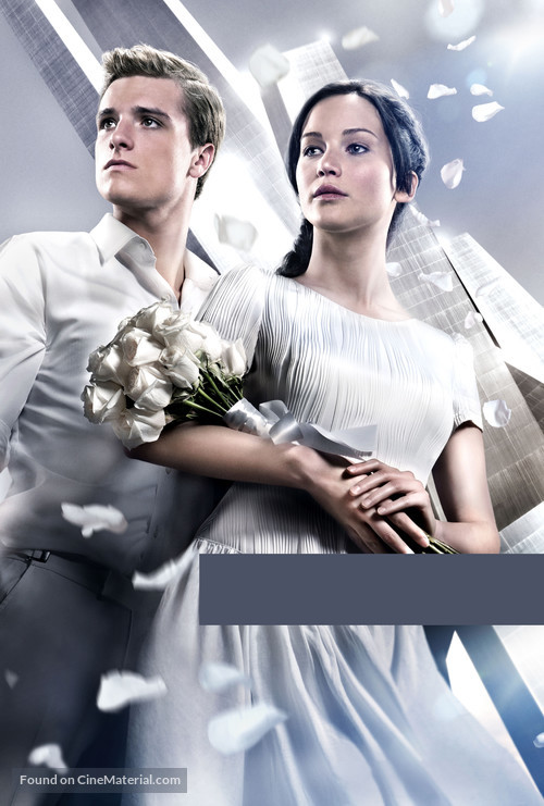 The Hunger Games: Catching Fire - Key art