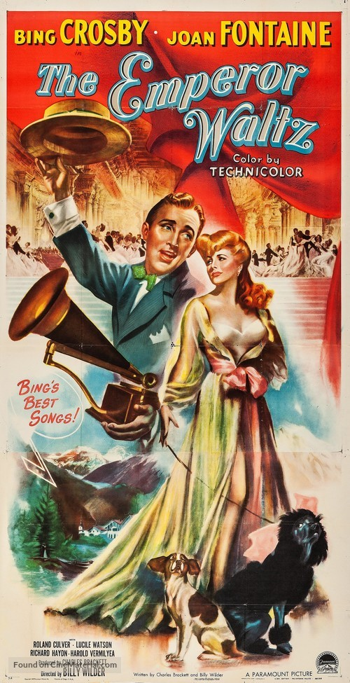 The Emperor Waltz - Movie Poster