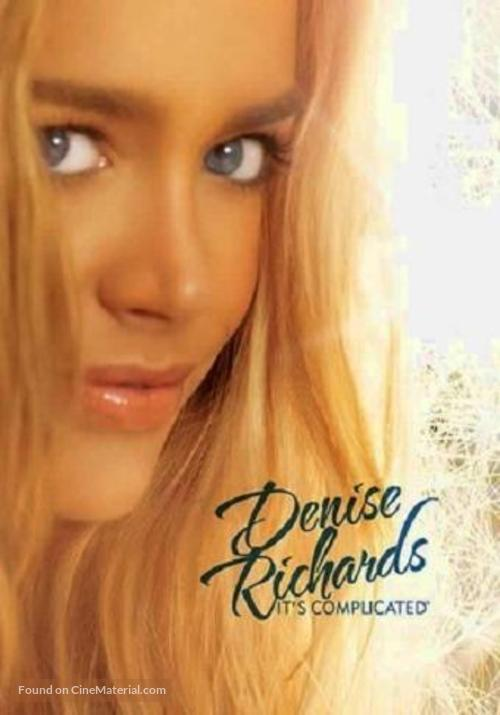 """""""Denise Richards: It's Complicated"""" - DVD movie cover"""