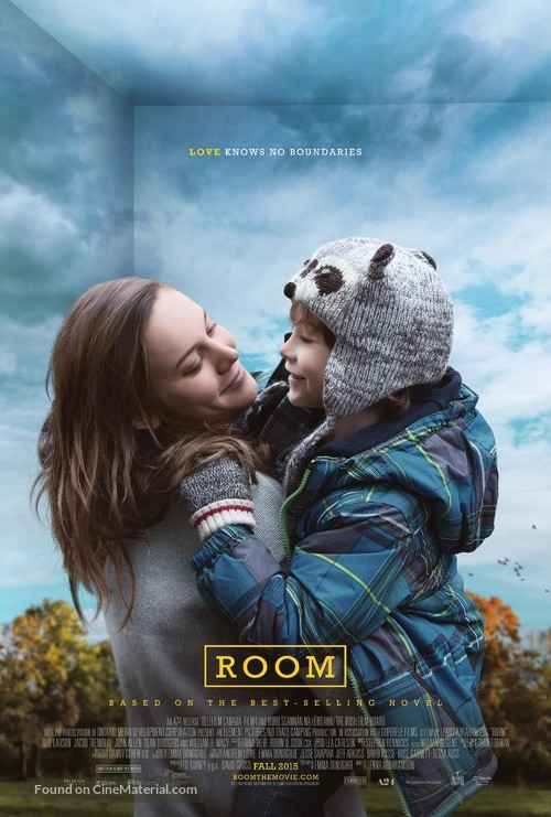 Room - Movie Poster