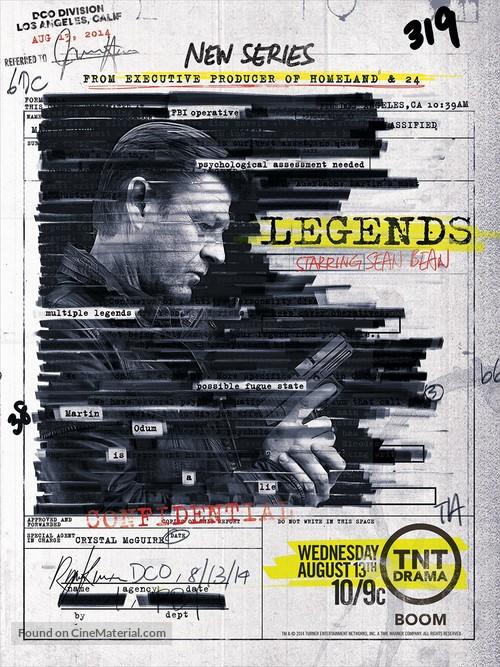 """Legends"" - Movie Poster"