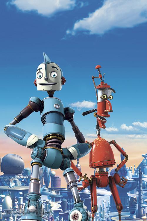 Robots - Key art