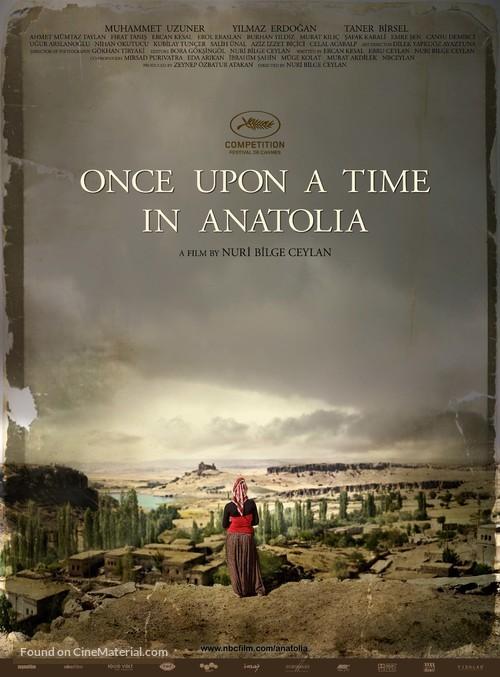 Bir zamanlar Anadolu'da - Turkish Movie Poster