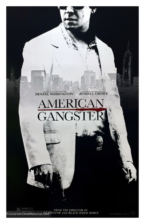 American Gangster 2007 Movie Poster