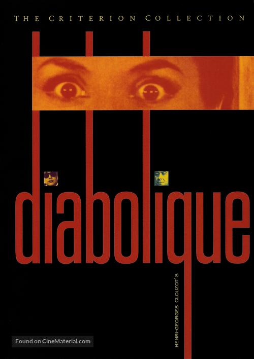 Les diaboliques - DVD movie cover