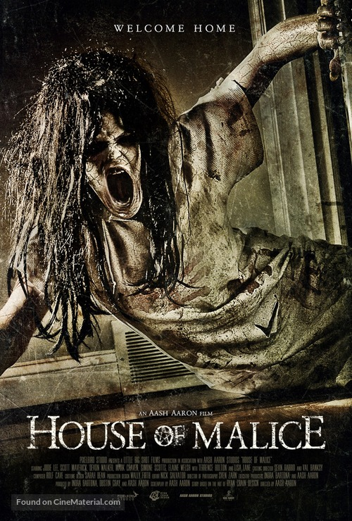 House of Malice - Movie Poster