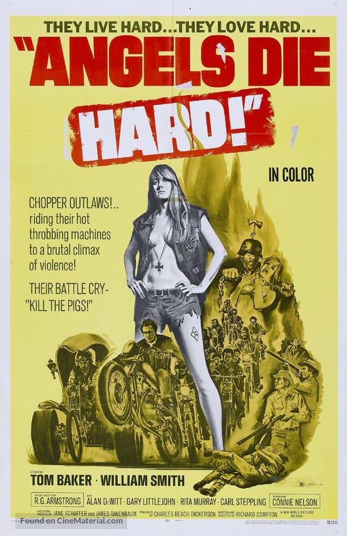 Angels Die Hard - Movie Poster