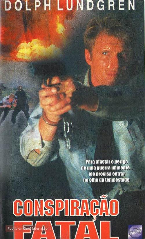 Storm Catcher - Brazilian VHS movie cover