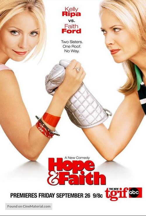 """Hope & Faith"" - Movie Poster"