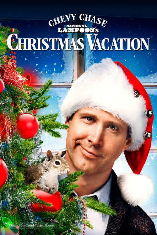 Christmas Vacation - Movie Cover