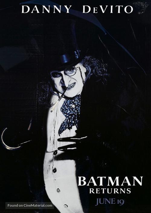 Batman Returns - Movie Poster
