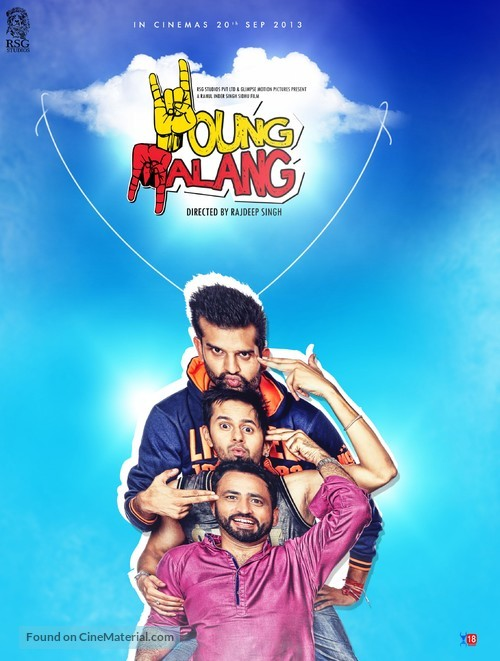 Young Malang 2013 Indian Movie Poster