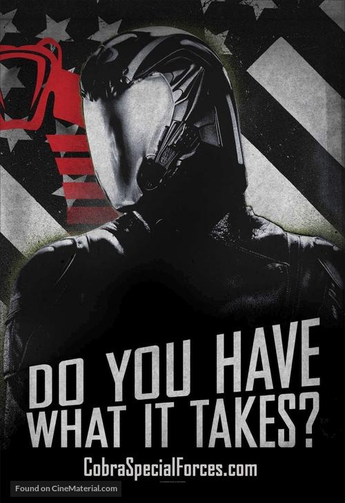 G.I. Joe: Retaliation - Movie Poster