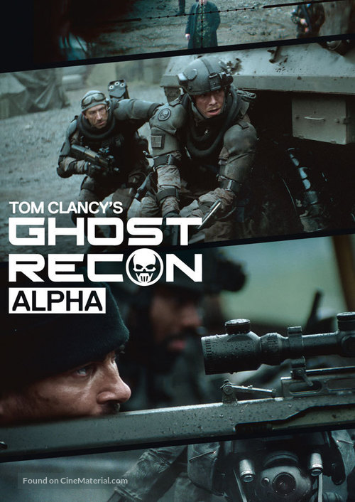Ghost Recon Alpha 2012 Movie Poster