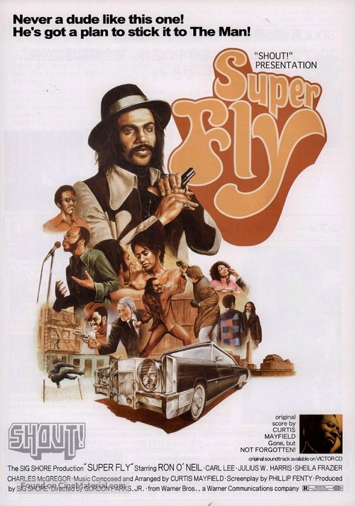 Superfly - Movie Poster