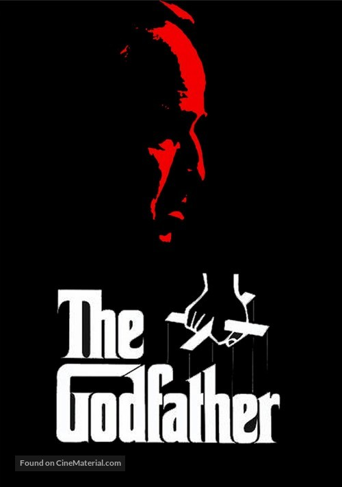 The Godfather - Movie Cover