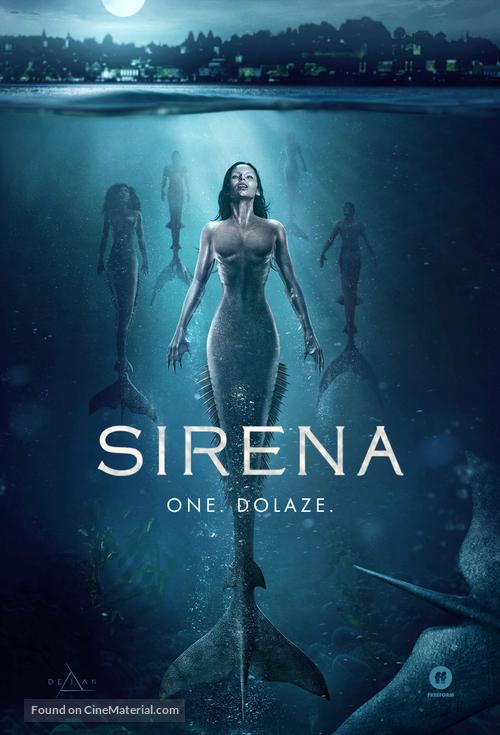 """""""Siren"""" - Serbian Movie Poster"""