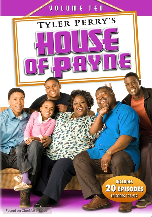 """House of Payne"" - DVD movie cover"