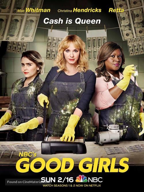 """Good Girls"" - Movie Poster"