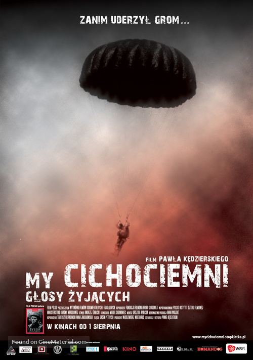 """""""Czas honoru"""" - Polish Movie Poster"""