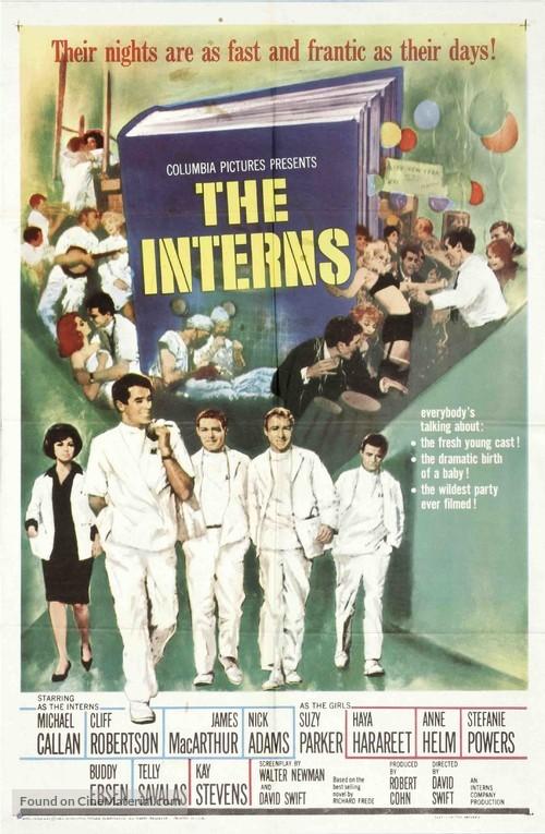 The Interns - Movie Poster