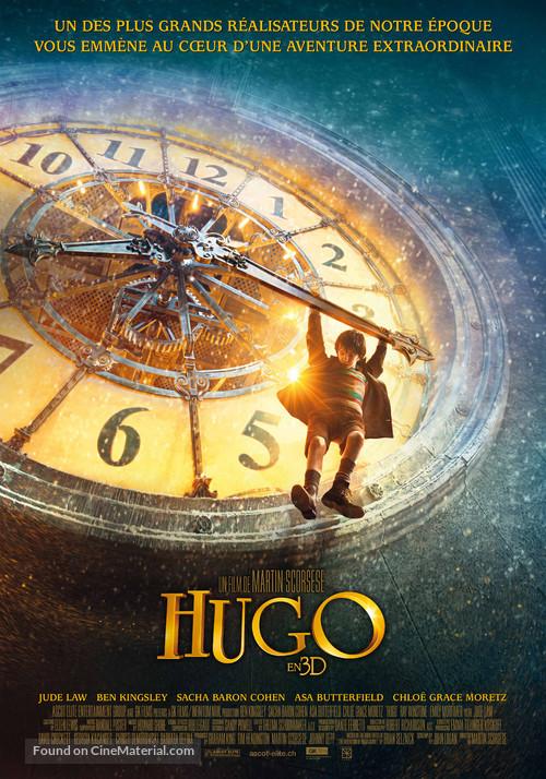 Hugo - Swiss Movie Poster