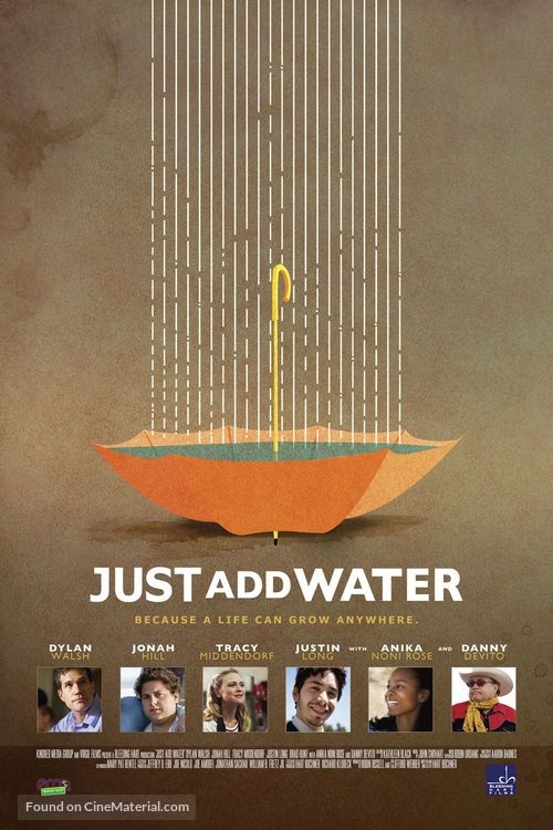Just Add Water - Theatrical poster
