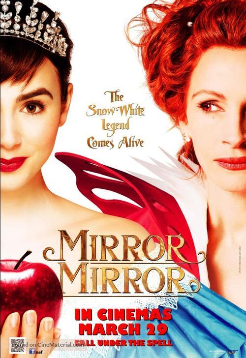 Mirror Mirror - Malaysian Movie Poster