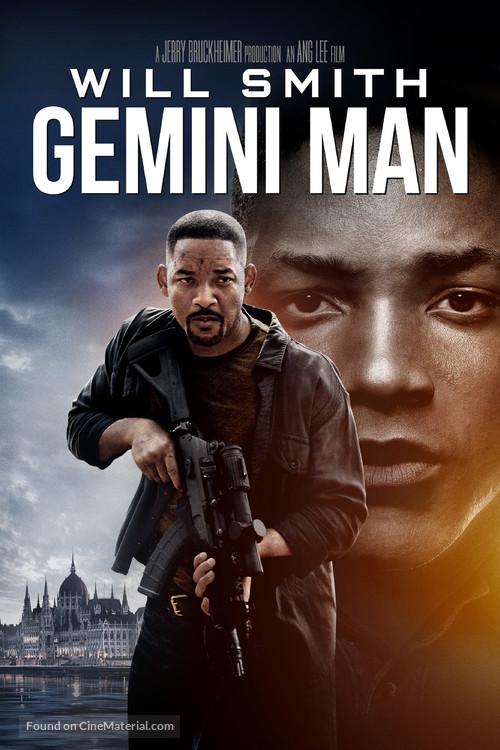 Gemini Man - Movie Cover