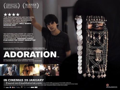 Adoration - British Movie Poster