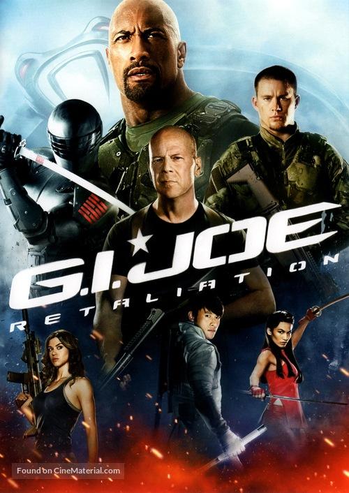 G.I. Joe: Retaliation - Movie Cover