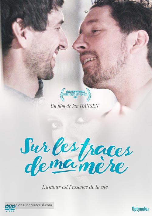 Sur les traces de ma mère - French DVD movie cover