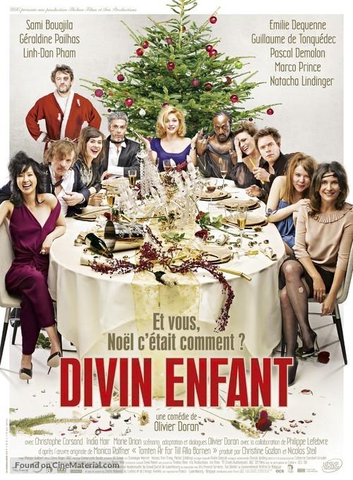 Divin enfant - French Movie Poster
