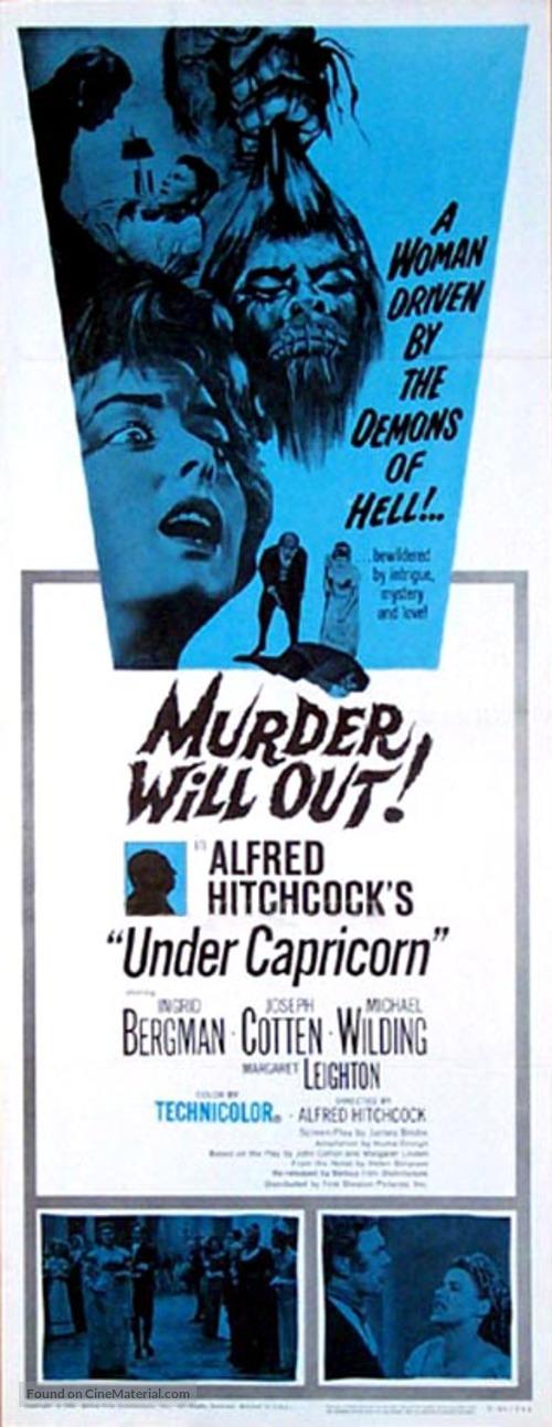 Under Capricorn - Movie Poster